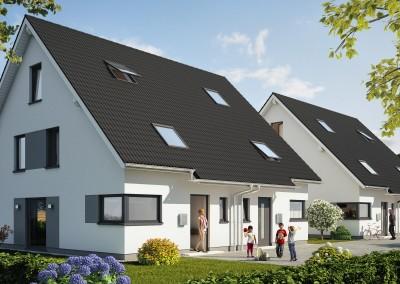 Einfamilienhäuser in Leichlingen