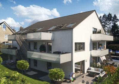 Neubau Mehrfamilienhaus in Wermelskirchen – Dabringhausen